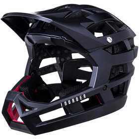 Kali Invader SLD Casco, matt black